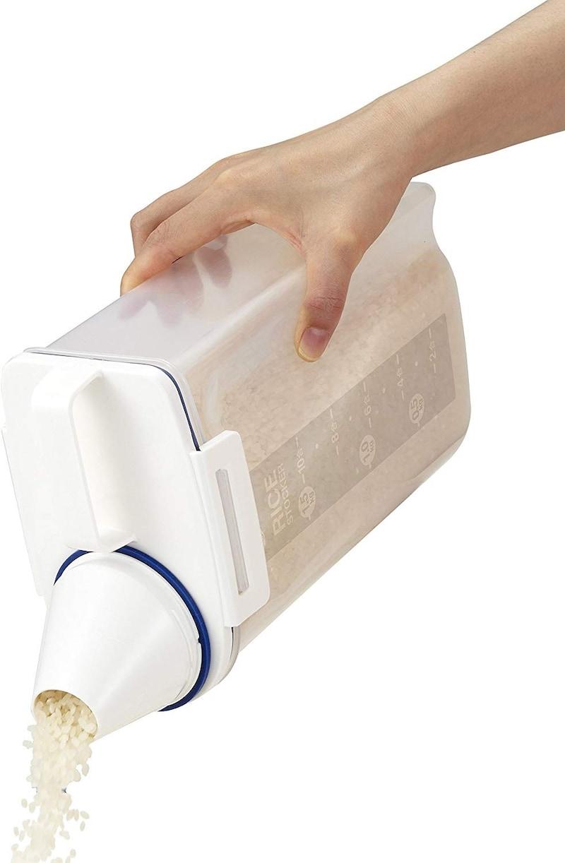 アスベル,密閉米びつ,7509