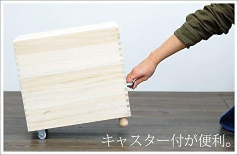 技物専科,桐米びつ