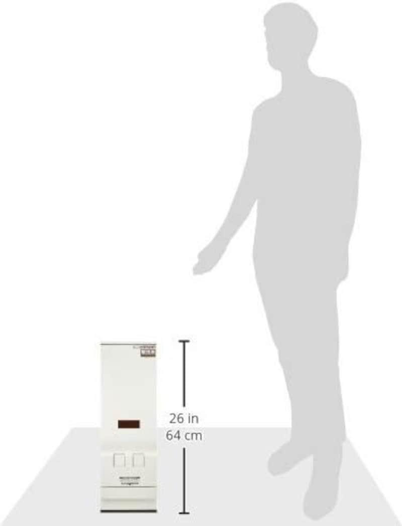 エムケー精工,ライスエース 計量米びつ,RC-23W