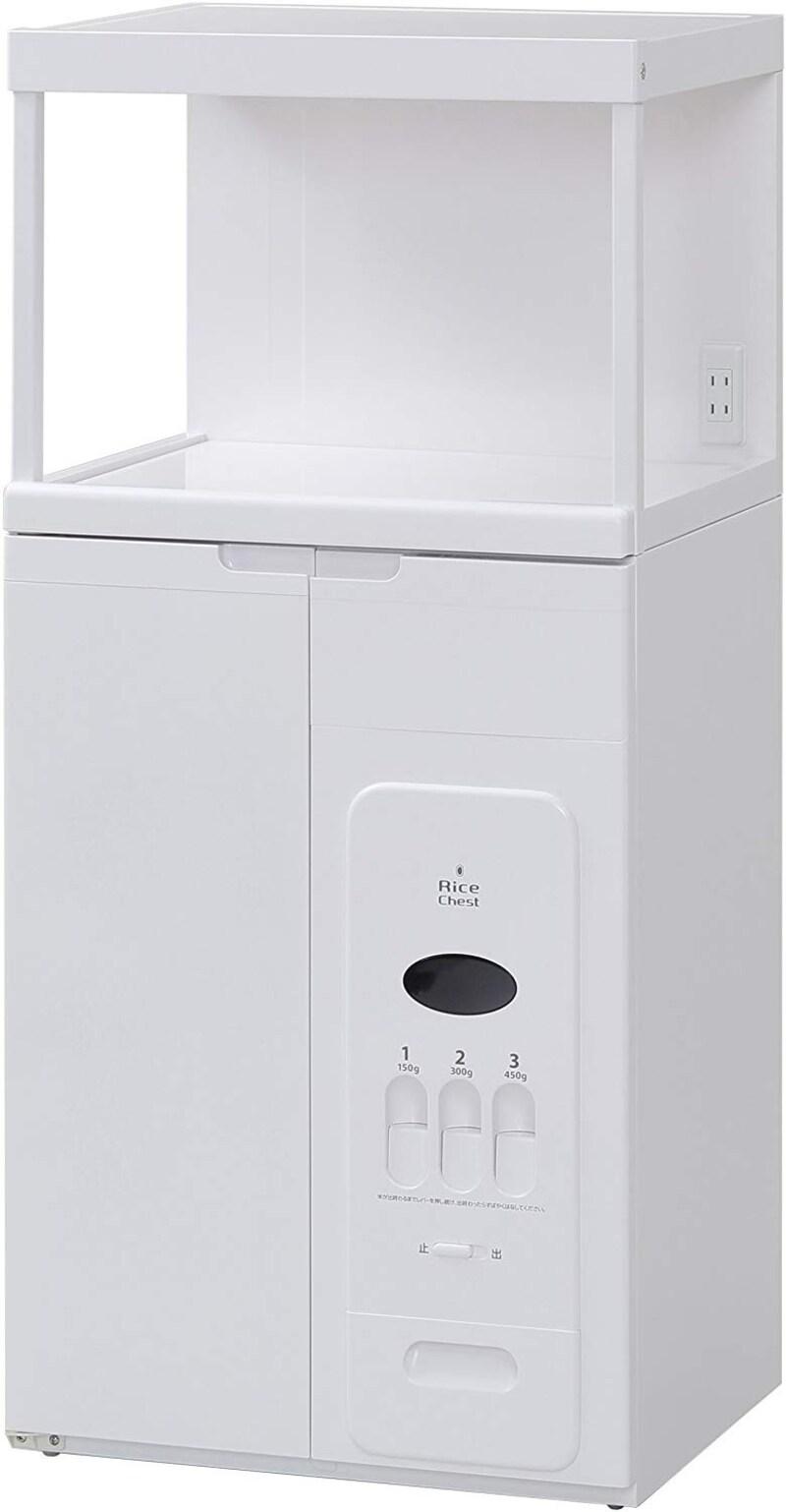 エムケー精工,ファインキッチン 30kg 米びつタイプ,CD-304W