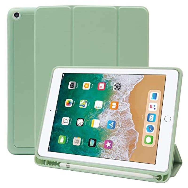 MS factory,iPad Air3 ケース,IPDA3-S-HDR-GRN