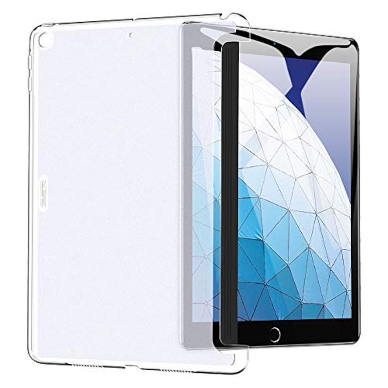 ESR ,Yippee Hard Shell for iPad Air 2019(クリア),1500039031