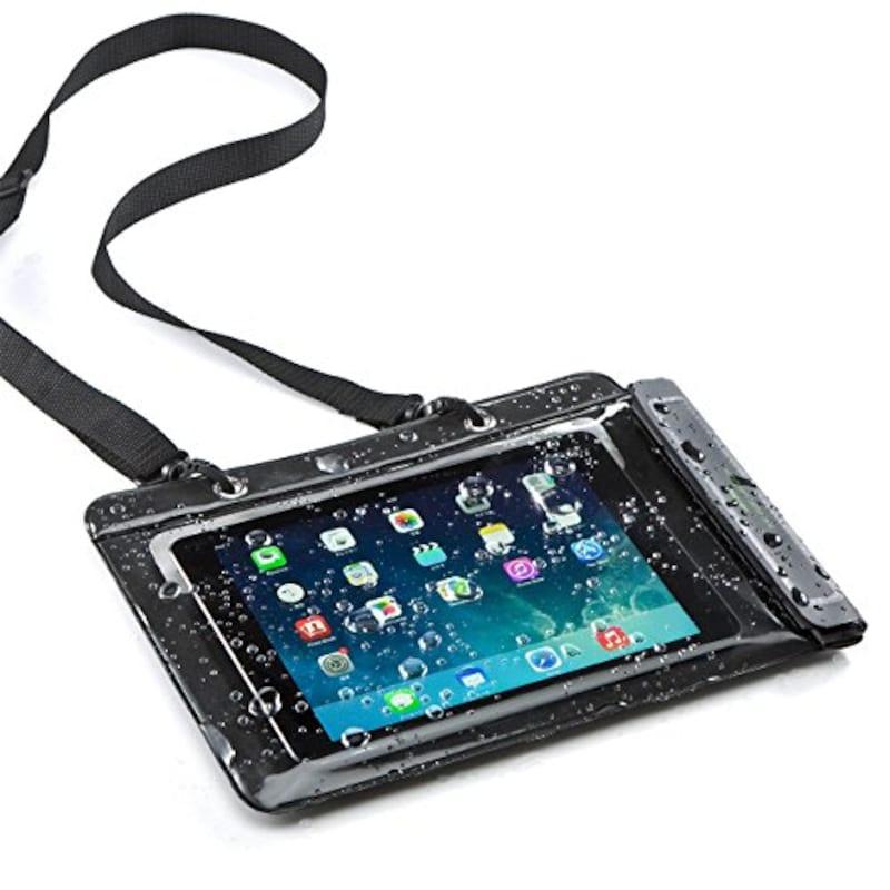 サンワサプライ,タブレットPC 防水ケース ,200-PDA127