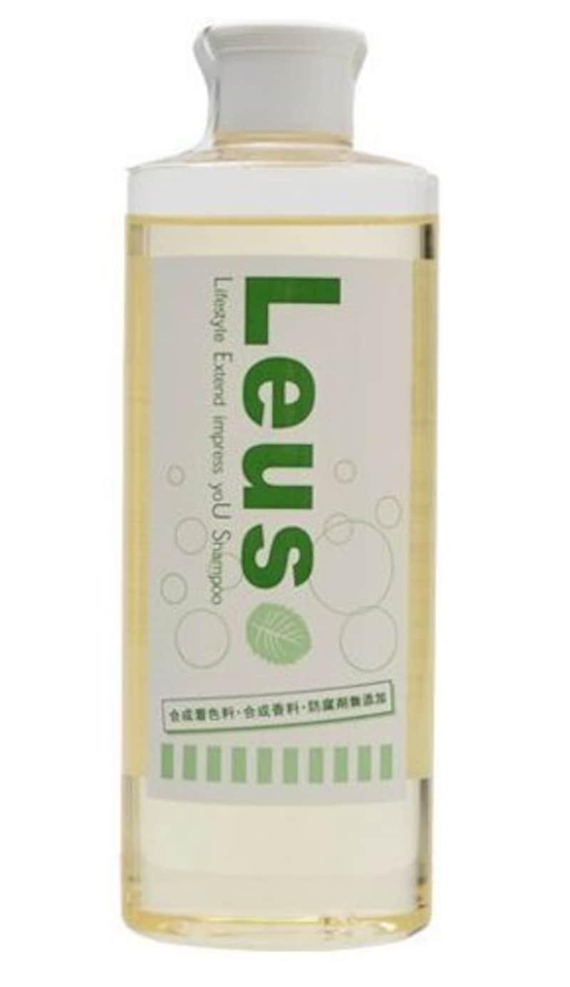 Leus(レウス),石けんシャンプー
