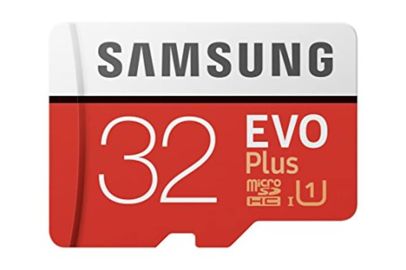 Samsung(サムスン),EVO Plus 32GB microSDHCカード,MB-MC32GA/ECO