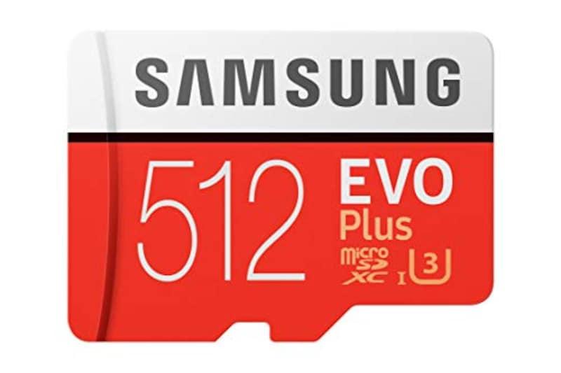 Samsung(サムスン),EVO Plus 512GB,MB-MC512GA/ECO