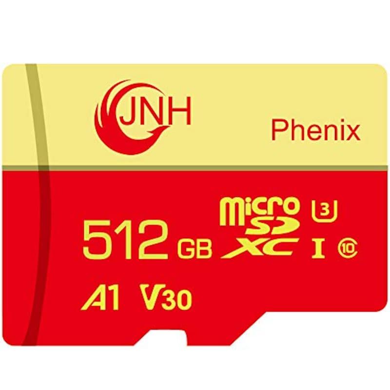JNH,microSDXCカード 512GB,MD-33S512G/JP01