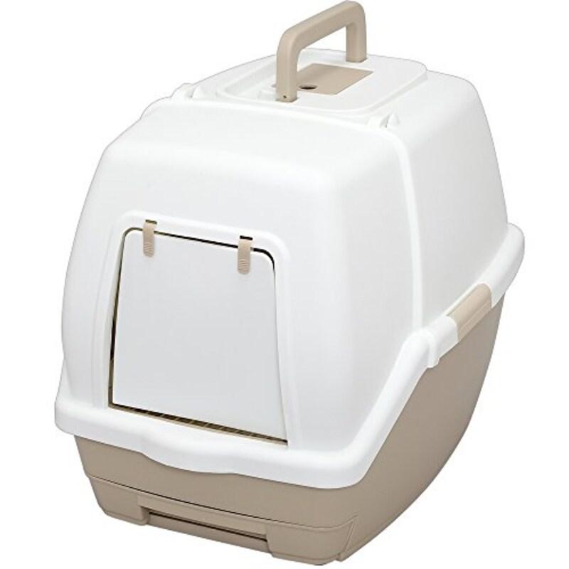 アイリスオーヤマ,システムトイレ用 1週間取り替えいらずネコトイレ,TIO-530FT