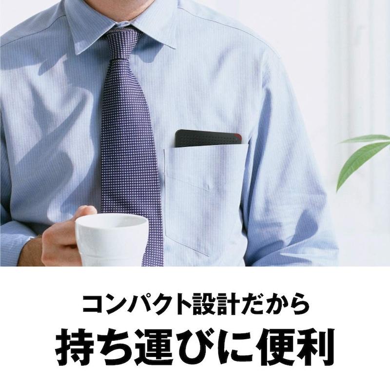 BUFFALO(バッファロー),ポータブルSSD,SSD-PL480U3-BK/N