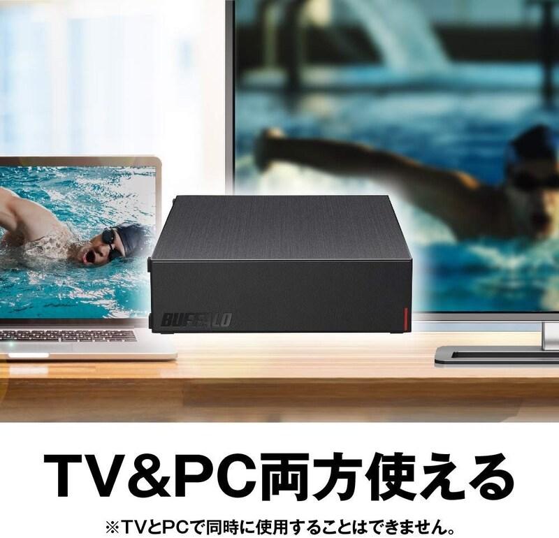 バッファロー(BUFFALO),USB3.2(Gen.1)対応外付けHDD 4TB ,HD-LE4U3-BA