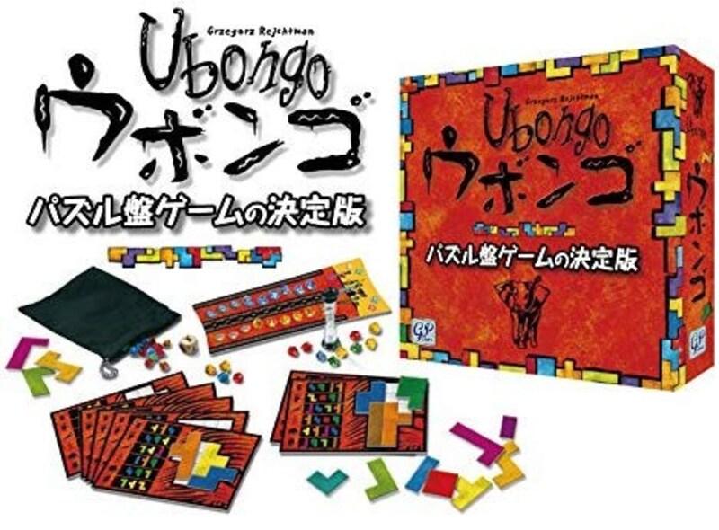 GP,ウボンゴ(Ubongo)