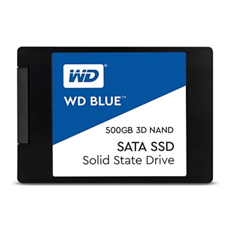 WESTERNDIGITAL,WD 内蔵SSD,WDS500G2B0A