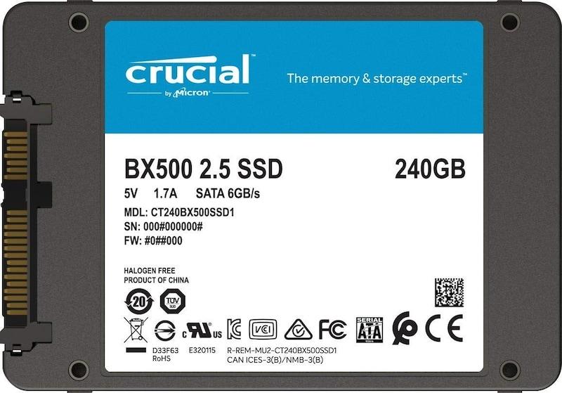 Crucial,SSD,CT240BX500SSD1