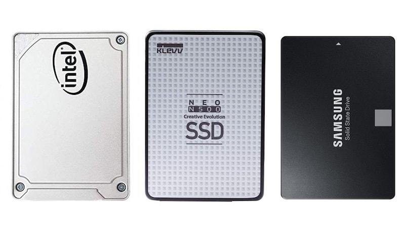 SSDのおすすめ人気ランキング11選|HDDから換装して高速に!寿命は?話題のM.2とは?