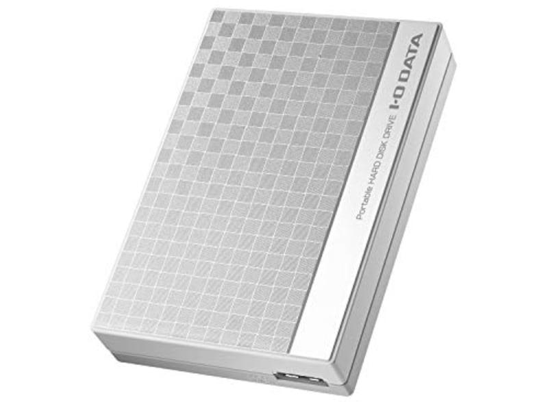 I-O DATA(アイ・オー・データ),ポータブルハードディスク,EC-PHU3W2D