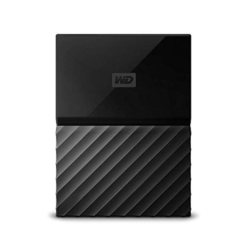 WESTERNDIGITAL(ウエスタンデジタル),WD ポータブル ハードディスク,WDBYFT0040BBK-WESN
