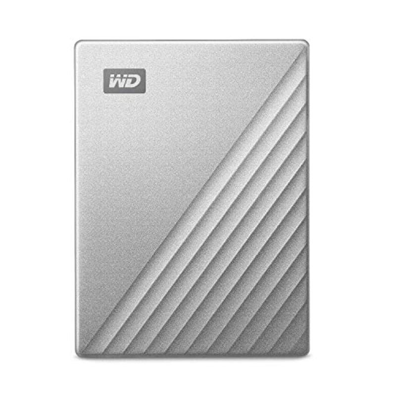 WESTERNDIGITAL(ウエスタンデジタル),WD Mac用ポータブルハードディスク,WDBPMV0050BSL-WESN