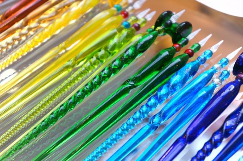 ガラスペンのおすすめ人気アイテム14選|インクは万年筆用でOK!使い方は?スケッチやイラストにも!
