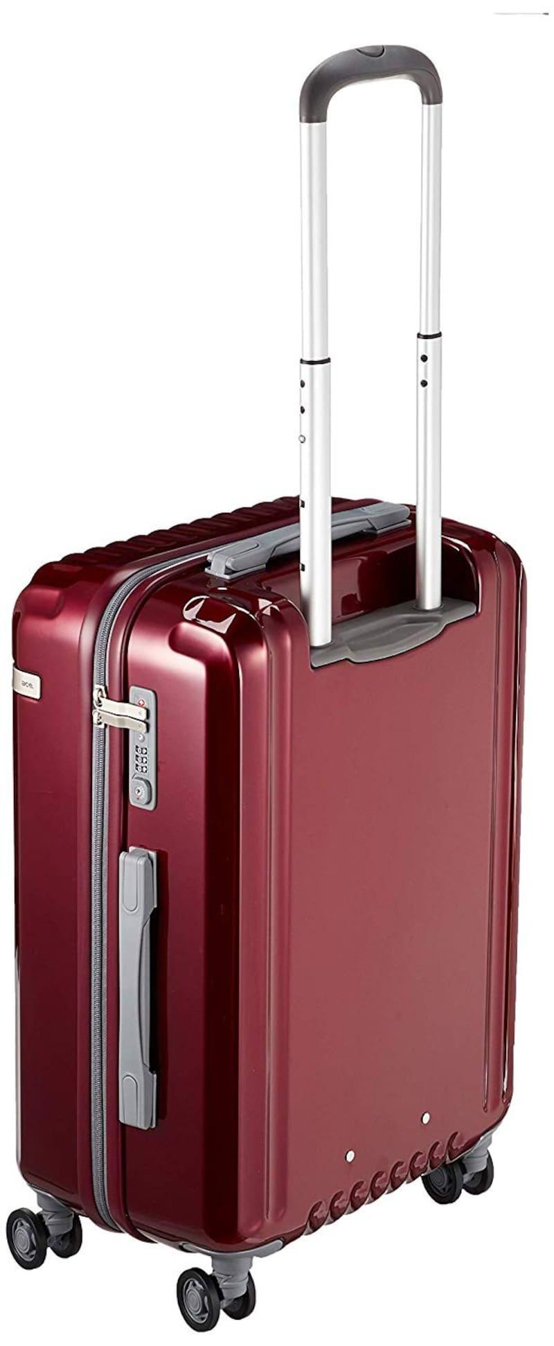 ACE(エース),パリセイドZ スーツケース レッド,05583