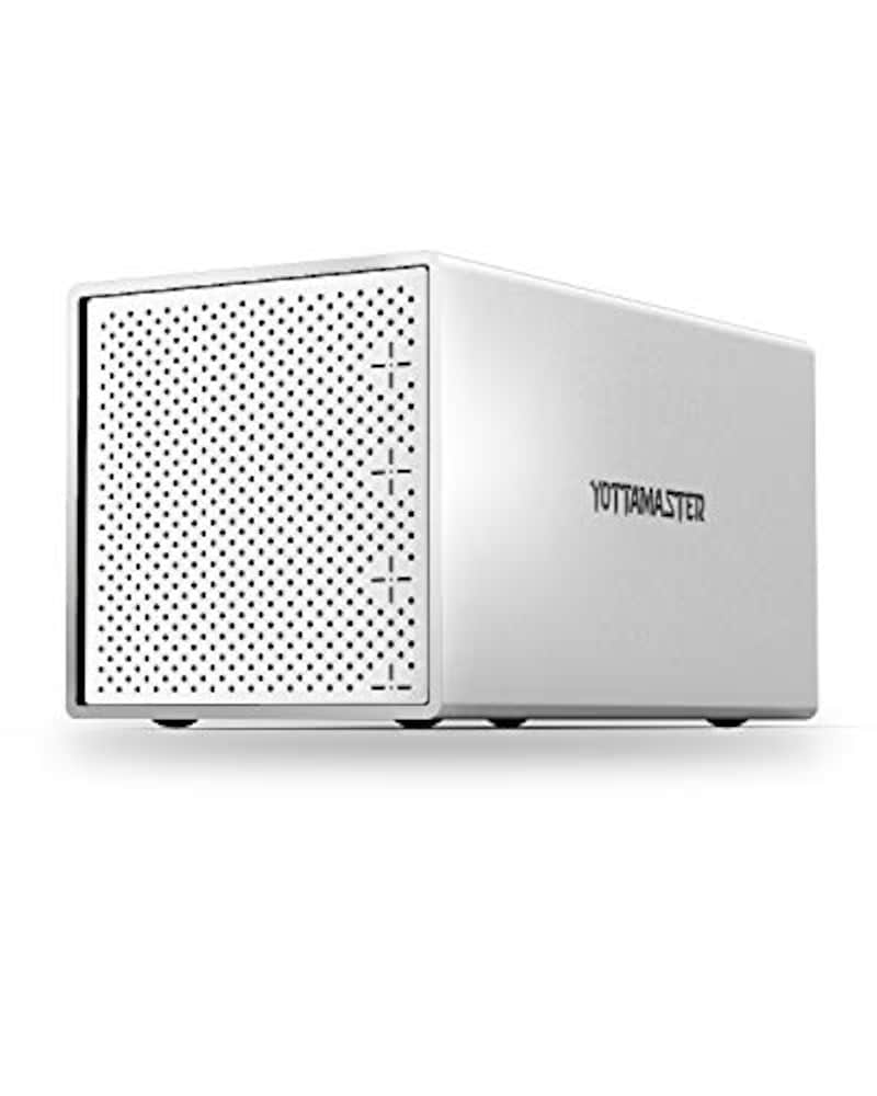 Yottamaster,HDDケース 3.5インチ,PS400RC3-JP-SV