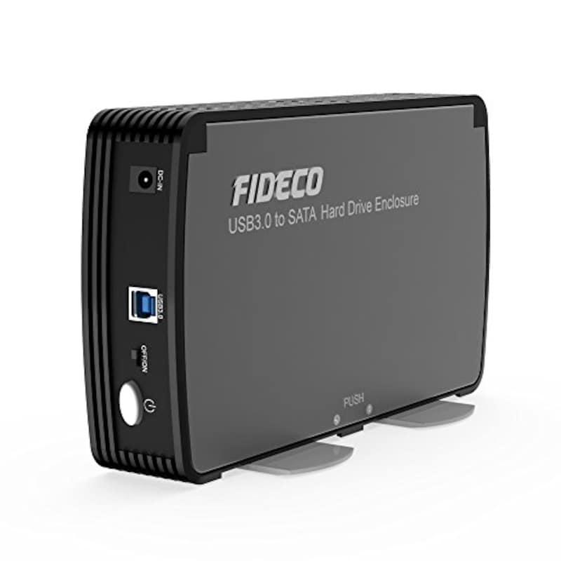 FIDECO,3.5インチ HDDケース,HD0004-JP