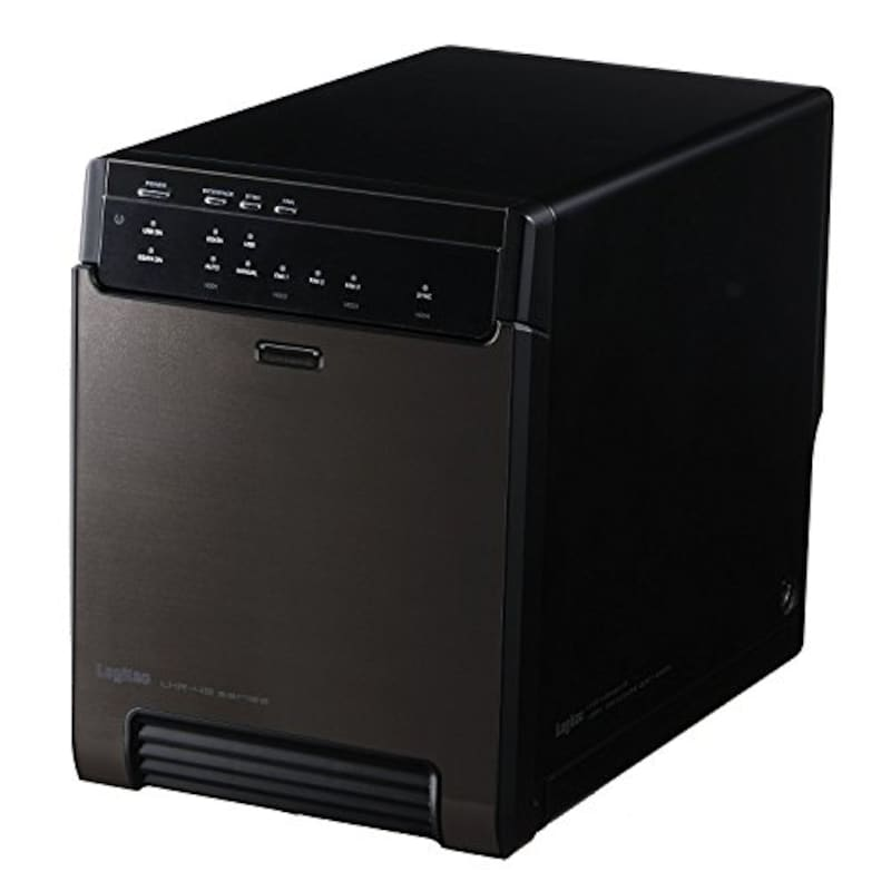 ロジテック,ガチャベイ 大容量ハードディスクケース,LHR-4BNHEU3