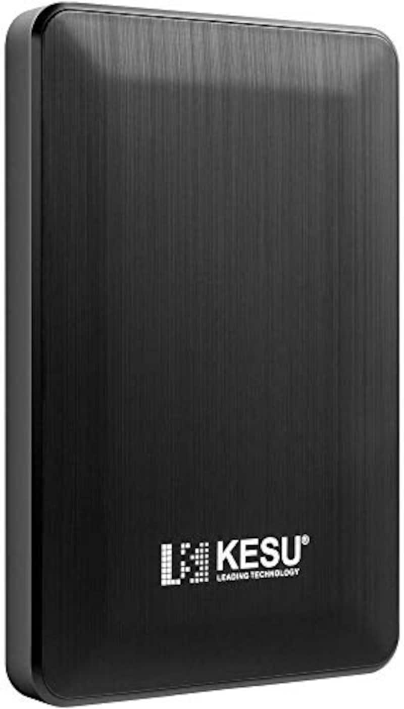 KESU,超薄型ポータブルハードディスク,KESU-2518