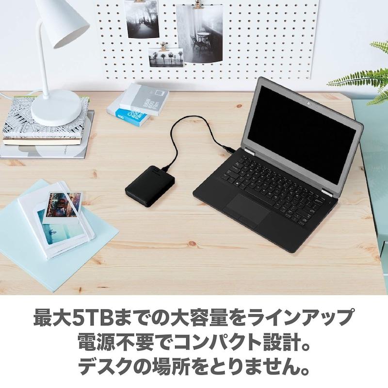 WESTERNDIGITAL(ウエスタンデジタル),WD Elements Portable,WDBU6Y0020BBK-WESN