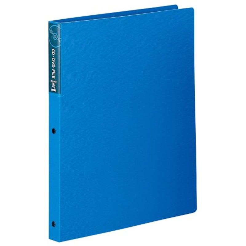 セキセイ,CD・DVDファイル A4-S,DVD-1130-10