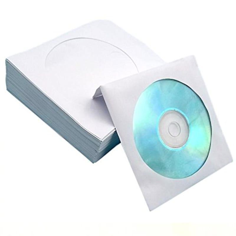 TUISKU,CD/DVD ケース  紙製