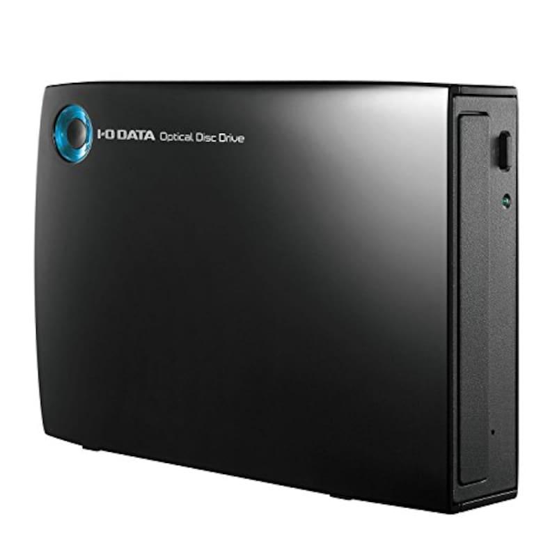I-O DATA(アイ・オー・データ),外付けDVDドライブ,DVR-UT24EZ