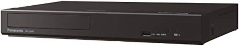 パナソニック,ブルーレイプレーヤー HDR10+ DolbyVision対応,DP-UB45-K