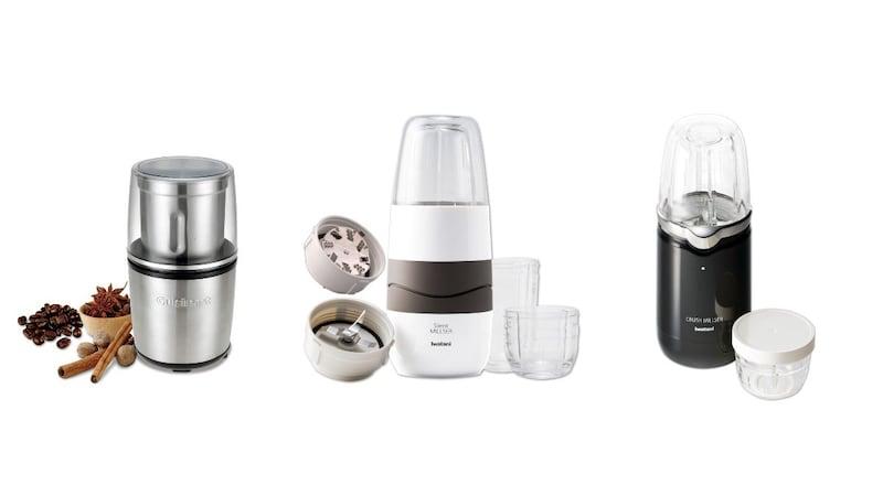 ミルサーのおすすめランキング10選|こしょうやコーヒー豆も粉末にする機種が人気