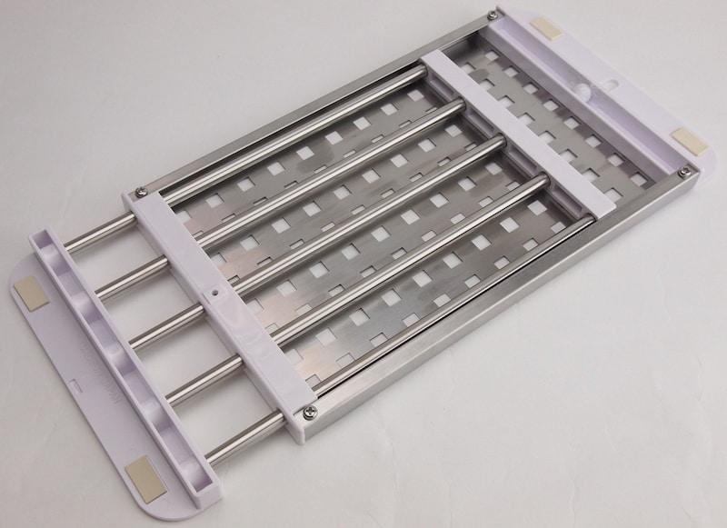 パール金属(PEARL METAL),スライド式シンク調理台,H-5650