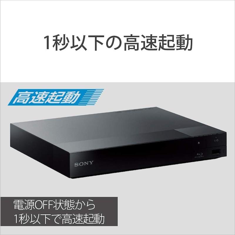 ソニー,ブルーレイプレーヤー/DVDプレーヤー,BDP-S1500