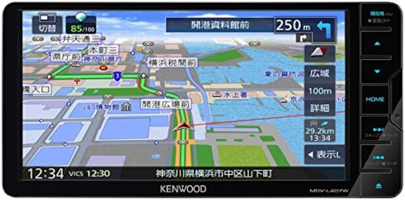 ケンウッド(KENWOOD),ワンセグ彩速ナビゲーション,MDV-L407W
