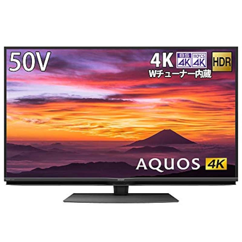 SHARP(シャープ),AQUOS(アクオス) 4Kチューナー内蔵液晶テレビ 50インチ,4T-C50BN1