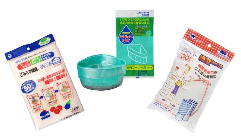 水切りネットのおすすめ6選|不織布やストッキングタイプも人気