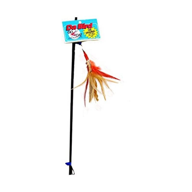 Da Bird(ダ・バード),猫おもちゃナチュラル ワンサイズ,GC00106