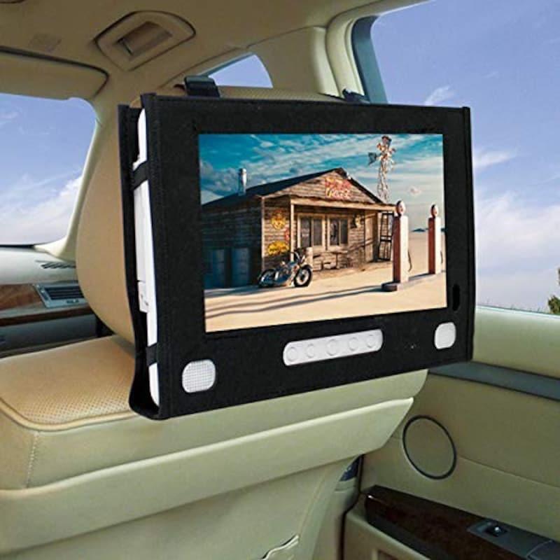 GRANPLE(グランプル),10インチ 防水 ポータブルテレビ,HDTVWP10V