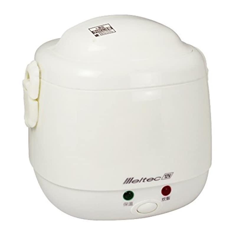 meltec(メルテック),車内用 炊飯器(2合炊き),LS-11