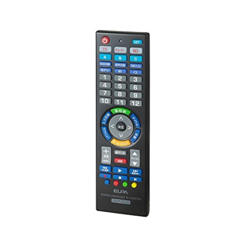 エルパ(ELPA),マルチリモコン,RC-TV007UDL