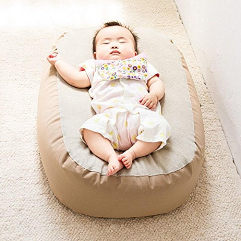 ママ代行ミルク屋さん,Cカーブ授乳ベッドおやすみたまご