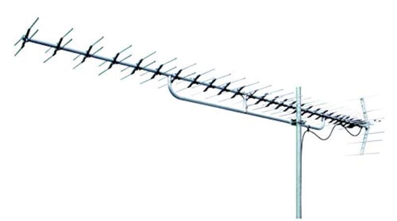 マスプロ電工,4段導波器UHFアンテナ 30素子,LS306TMH