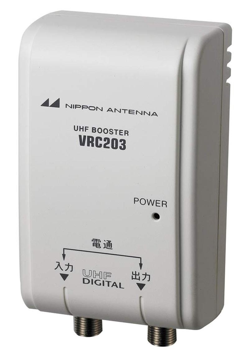 日本アンテナ,コンセントブースター,VRC203