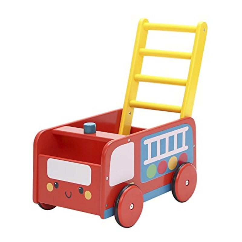 Labebe ,子供ウォーカー消防車