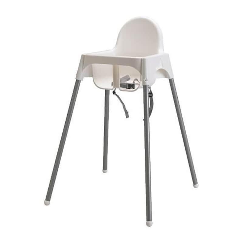 IKEA(イケア),ANTILOP(アンティロープ )ハイチェア安全ベルト付,40157918
