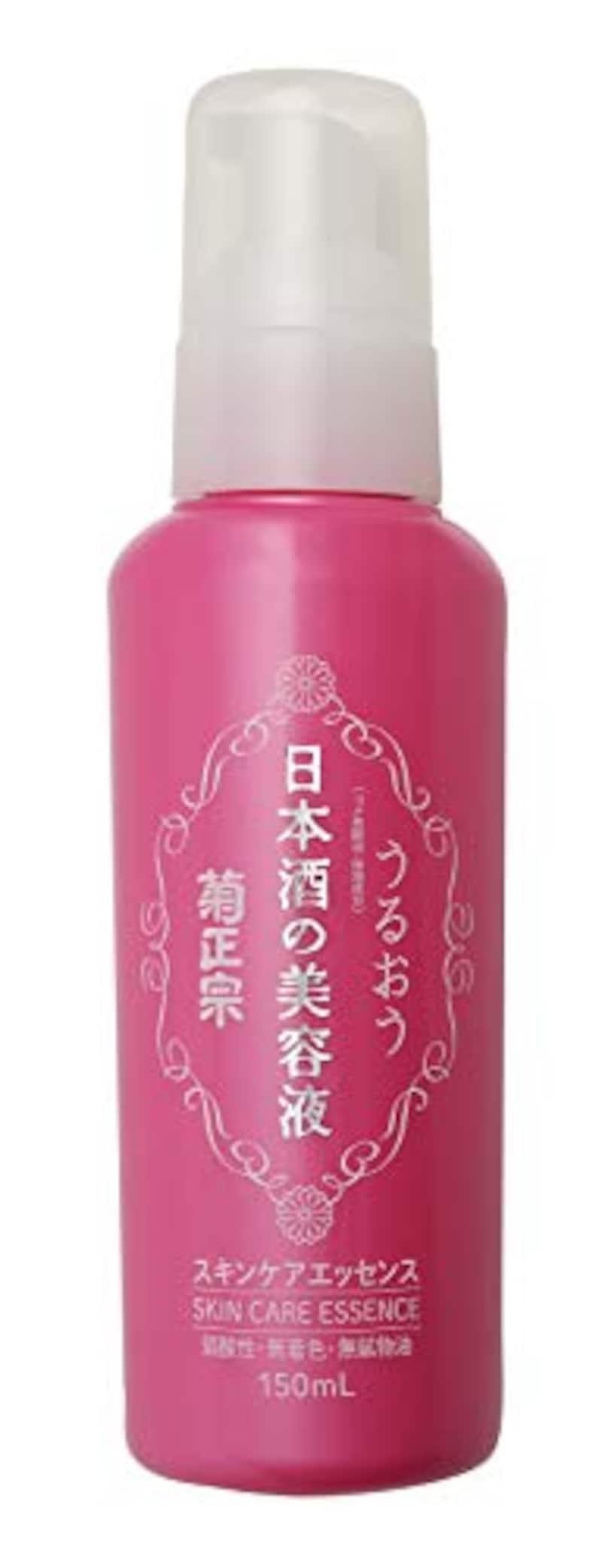 菊正宗,日本酒の美容液