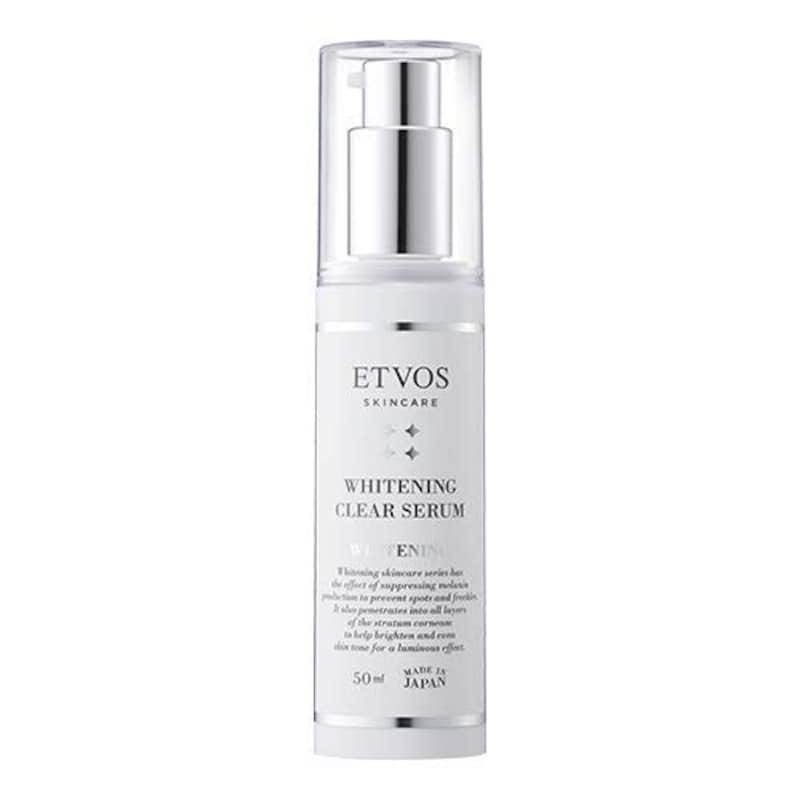 ETVOS(エトヴォス),薬用ホワイトニングクリアセラム