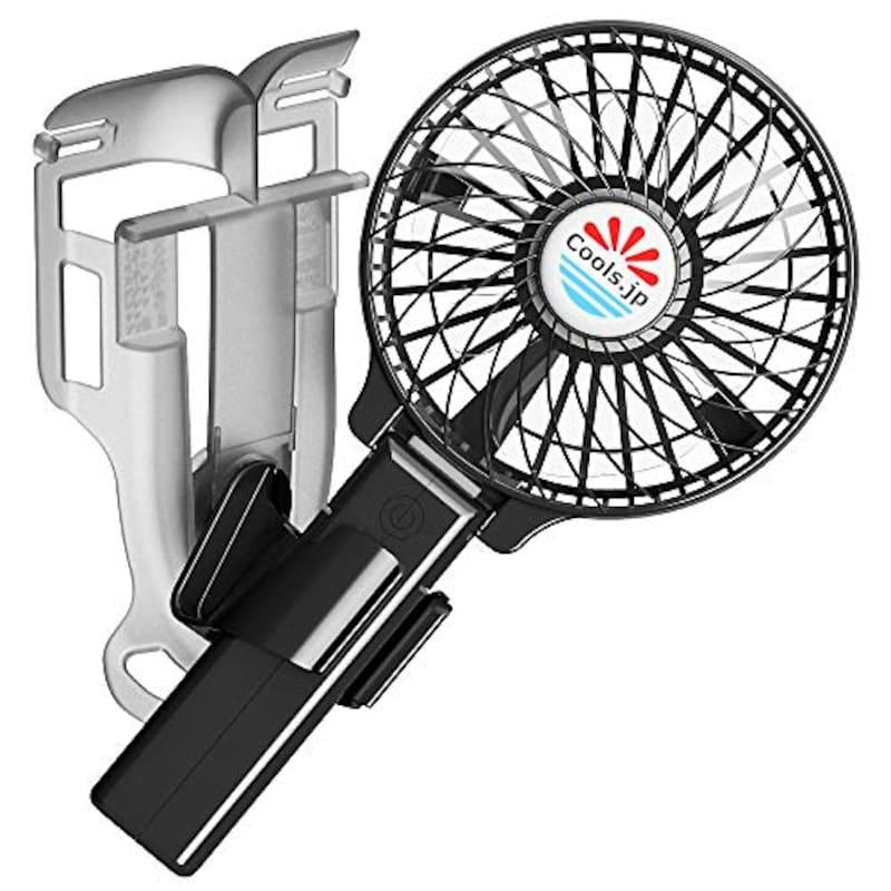 Cools.jp,えりかけ扇風機,EF004BC
